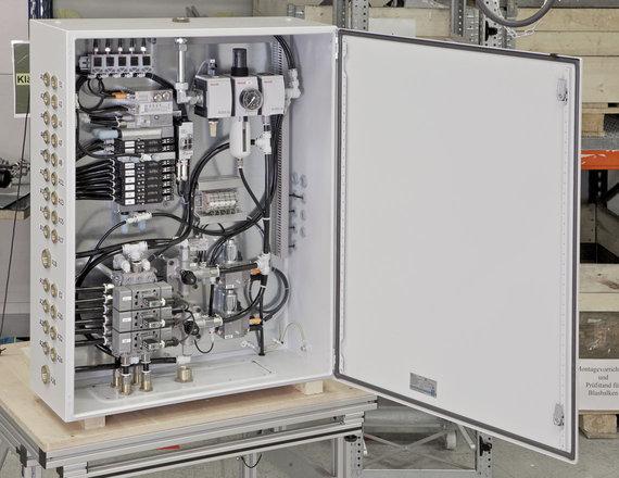 Composants pneumatique et fluides for Porte logique pneumatique
